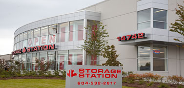 Self Storage Surrey BC Canada